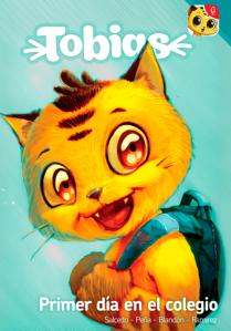 Comic Tobias